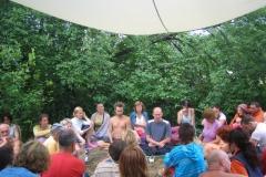 Беседа с искателями, Жизниград, 2011 год