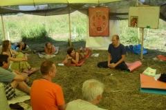 Лекция на фестивале Жизниград 2015