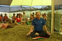 Медитация после лекции на фестивале Жизниград 2015
